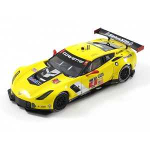 Scaleauto 6161R Corvette C7R GT3 24H Daytona 2015 n4 R Version AW