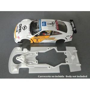Kat Racing Chasis Calibra DTM compatible Slot.it