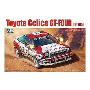 Toyota Celica Gt Four ST165 Safari 90