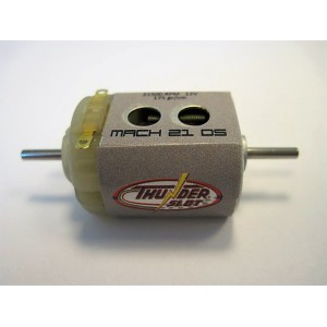 Motor Match 21500 RPM 12V 175 Gr Cm Doble eje