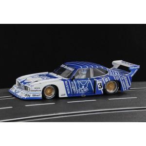 Sideways 56 Ford Capri Wurth DRM 1980 WINNER