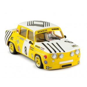 BRM 080 Renault 8 Gordini Yellow 8