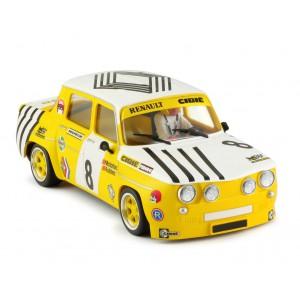 BRM 080 Renault 8 Gordini Yellow 8