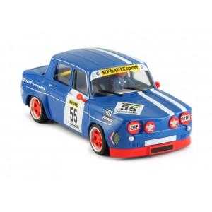BRM 079 Renault 8 Gordini Michelin Blue 55