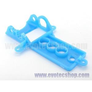Soporte motor SideWinder Clas. Blando Azul EVO