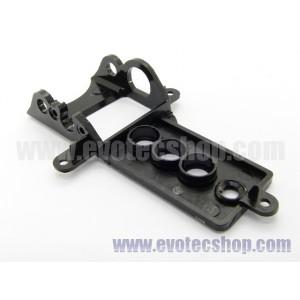 Soporte motor SideWinder Clas. Medio Negro EVO