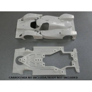 Kat Racing Chasis Lola B10 compatible Slot.it