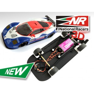 Chasis 3D Mosler MT900 R Ninco AW/SW/Inline