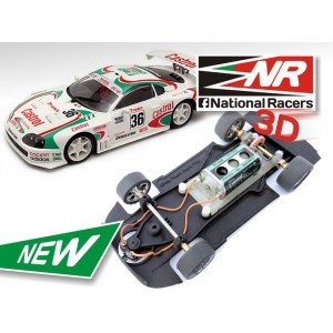 Chasis 3D TOYOTA SUPRA Ninco AW/SW/Inline