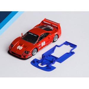 Olifer Chasis 3D Ferrari F40 Fly P/Slotit