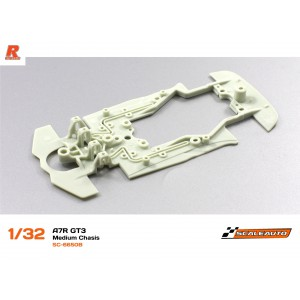 Chasis R para Corvette C7R GT3 GRIS MEDIO