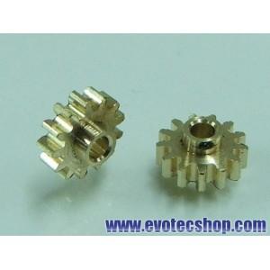 Piñones anglewinder baja friccion 12 dientes 7,5mm (x 2)