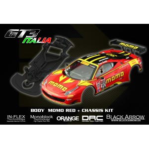 Black Arrow KIT GT3 ITALIA MOMO RED