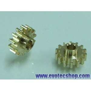 Piñones anglewinder baja friccion 13 dientes 7,5mm (x 2)