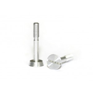 Tornillos aluminio para suspensión M2 x 13 2uds