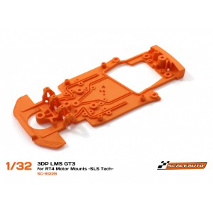 Scaleauto SC9122B Chasis RS Audi R8 LMS GT3 RT4 AW