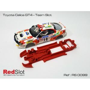 CHASIS 3D TOYOTA CELICA GT4 TEAM SLOT