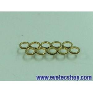 Separadores Bronce 3/32 0,5 mm