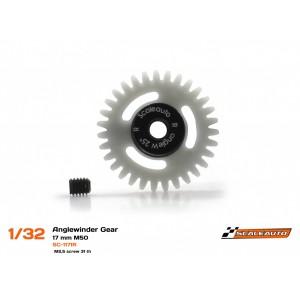 Corona 31d. Procomp-RS M50 Anglewinder eje 3/32