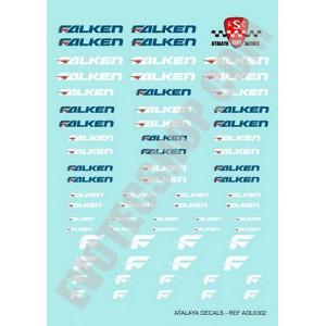 Calca 1/32 Falken