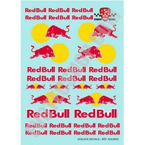 Calca 1/32 RedBull