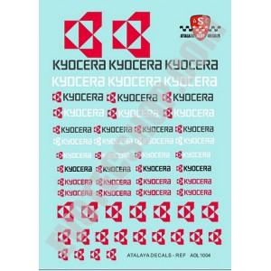 Calca 1/32 Kyocera