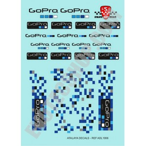 Calca 1/32 GoPro