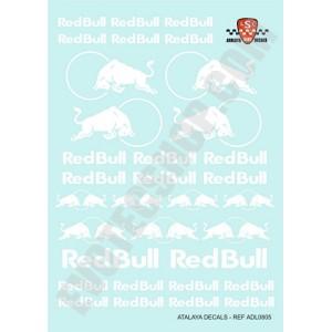Calca 1/32 RedBull BLANCO