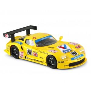 Marcos LM600 GT2 Valvoline No 81 Le Mans 1996