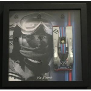 Cuadro PORSCHE 917K VIC ELFORD