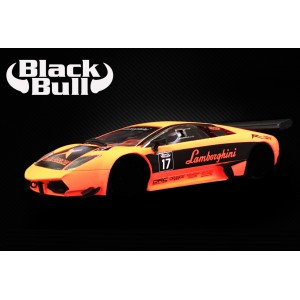 Black Arrow Carroceria Murcielago Naranja Mate Kit