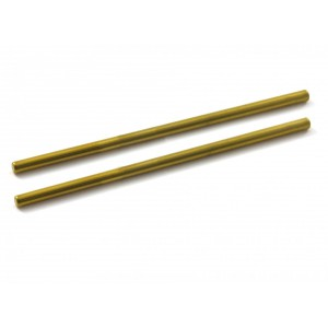 Eje Acero Hard Gold Surface 2.38mm x 60mm