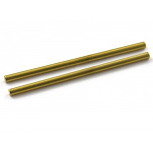 Eje Acero Hard Gold Surface 3mm x 70mm