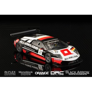 Black Arrow Lamborghini Murcielago ALL-INKL