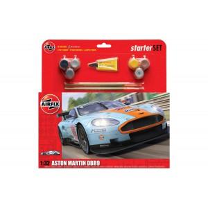 Aston Martin DBR9 gulf Kit 1/32 para montar