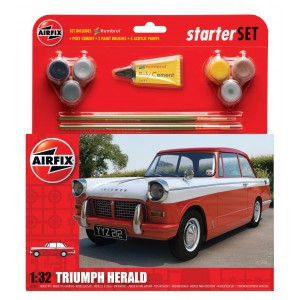 Triumph Herald Kit 1/32 para montar y decorar
