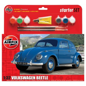 VW Beetle Kit 1/32 para montar y decorar