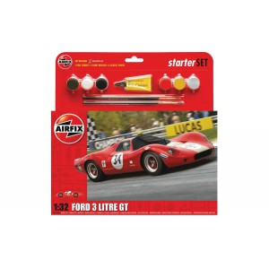Ford 3 Litre GT Kit 1/32 para montar y decorar