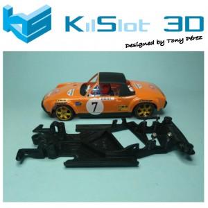 Chasis angular Race SOFT Porsche  914/6 R SRC