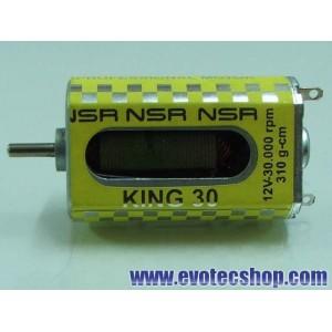 Motor King 30000rpm 310gr/cm 12V Caja Larga