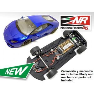 Chasis 3D Lamborghini Huracan Carrera AW/SW/Inline