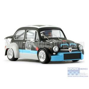 Fiat abarth 1000 TCR n 485 Zuccari CIT 1973 RTR