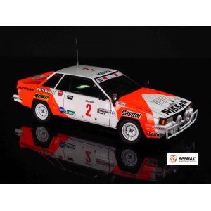 Kit 1/24 Nissan 240RS Gr.B 1984 Rally Safari