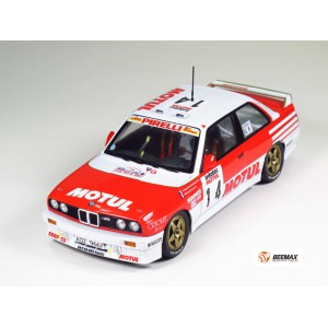Kit 1/24 Bmw M3 E30 14 Tour de Corse 1989 Chatriot