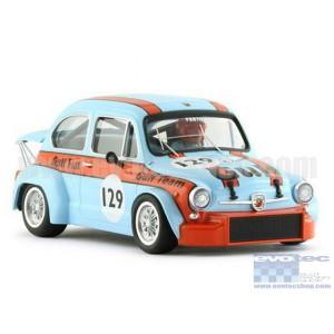 Fiat abarth 1000 TCR n 129 CET 1973 Gulf