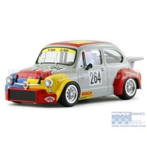 Fiat abarth 1000 TCR n 264 Trento Bondone 1974
