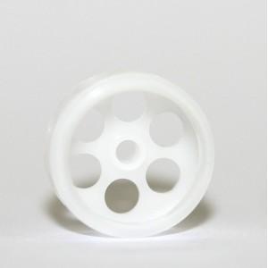 LLANTA UNIVERSAL PLASTICO 15.8 x 8 mm 2 uds Nylon