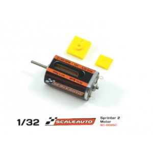 Motor SC-25 Sprinter-2 para SCX RX41