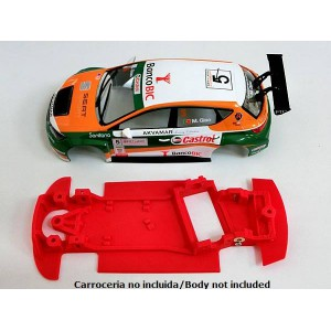 Chasis Leon MK3 TCR Block Rally AW compatible SCX