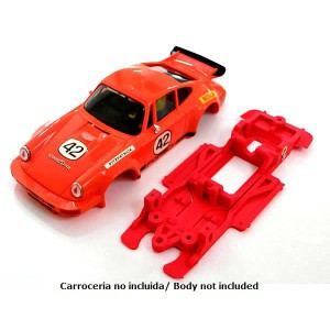 Chasis 911 Carrera Block Rally LINEAL comp SCX